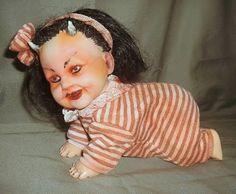 10 Creepiest Dolls Ever (creepy dolls, scary dolls) - ODDEE