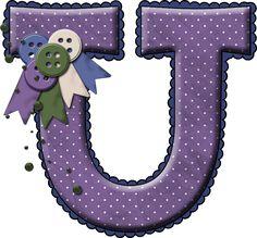"Free digital scrapbook letter ""U"" http://scrapbookalphabet.blogspot.com/2013/11/free-111-moonlight-digital-scrapbook_23.html ♥♥Join 2,800 people. Follow our Free Digital Scrapbook Board. New Freebies every day.♥♥"