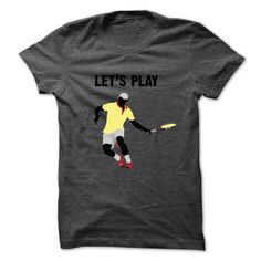LET'S PLAY TENNIS T-Shirts, Hoodies. VIEW DETAIL ==► https://www.sunfrog.com/Sports/LETS-PLAY-TENNIS.html?id=41382