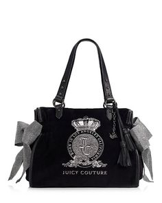 Next Juicy Couture purse, I think so.