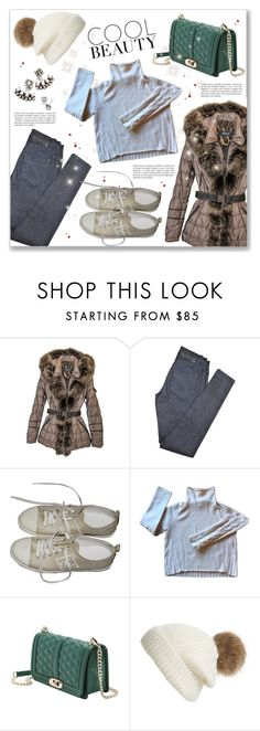 """""""Cool Beauty"""" by dressedbyrose ❤ liked on Polyvore featuring Gorski, RED Valentino, Chanel, Christopher Fischer, Rebecca Minkoff, Linda Richards and DANNIJO"""