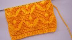 Lace Knitting Patterns, Knitting Stitches, Knitting Needles, Stitch Patterns, Crochet Bedspread, Crochet Tablecloth, Knitting Videos, Easy Knitting, Crochet Designs
