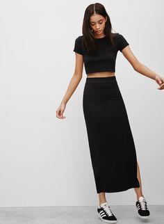 Talula DURYEA SKIRT   Aritzia (this whole outfit)