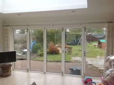 1000 Images About Curtains And Bi Fold Doors On Pinterest