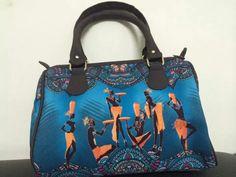 African tribal art Digital Print Hand bag for only 1049/-
