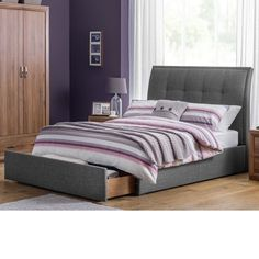 https://www.happybeds.co.uk/santorini-grey-fabric-end-drawer-storage-bed