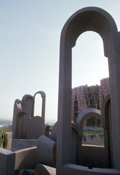 50a47f0db3fc4b263f000017_the-factory-ricardo-bofill_ricardo_bofill_taller_arquitectura_santjustdesvern_barcelona_spain_outdoorspaces_-19-