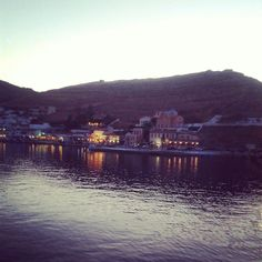 View from the boat, Kea, Cyclades