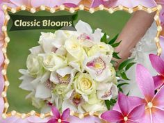 Wedding Bouquet Flowers are love's truest language Two halves of the same soul joining together in life's journey Get the #Wedding #Bouquet from classic blooms Contact: ‪#‎Classicblooms‬ +91 9843211122