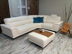 Палермо диван Ардони. Sectional sofa. Natural materials.