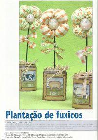 Fuxico passo a passo 5 - Jô fuxico - Álbuns da web do Picasa