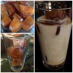 How to Make Coffee Ice Cubes video- Make different flavors of coffee ice cubes to enjoy iced coffee on a hot day