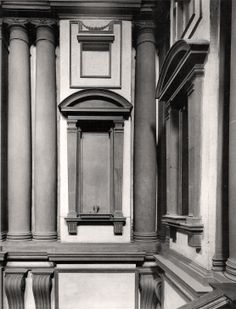 Michelangelo / Cappelle Medicee Renaissance Architecture, Architecture Old, Historical Architecture, Architecture Details, Miguel Angel, St Peters Basilica, Sistine Chapel, 6 Photos, Italian Art