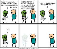 The Alien Genie