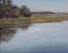 "Daily Paintworks - ""Essex"" by Sandra Kavanaugh"