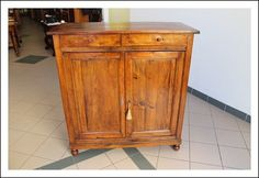 Stipo restaurato, Dispensa credenza fine 800 restaurato . Rustico Antic o Antiquariato