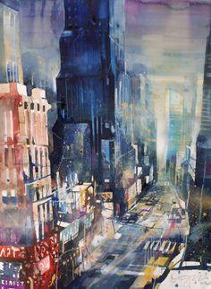 Bernhard Vogel - Times Square