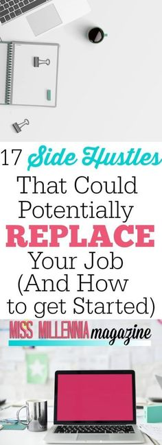 A side hustle is much more than a part-time job. A side hustle is a job that can grow into something that could make as much if not more money than your job over time. Long story short, a side hustle could replace your job, so you never have to work another day again. #missmillmag #sidehustle #job #career Money Management, Career Education, Job Career, Career Advice, Career Options, Dream Career, How To Get Money, Way To Make Money, Make Money From Home