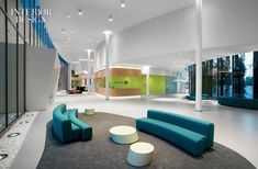 Loud and Clear: Alcatel-Lucent Calls on DEGW Italia for Milan Campus