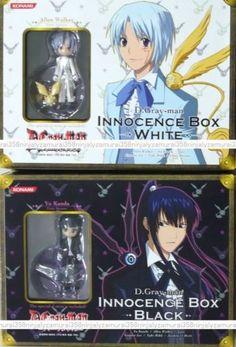 D.Gray-Man Yu Kanda Acrylic Phone Strap Anime Manga NEW
