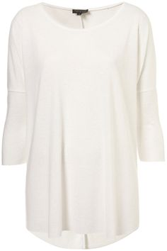 Fleck Oversized Top - Jersey Tops - New In This Week - New In - Topshop USA