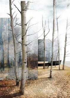 Library in Daegu, International Contest  Estudio AGraph  2012  thekhooll