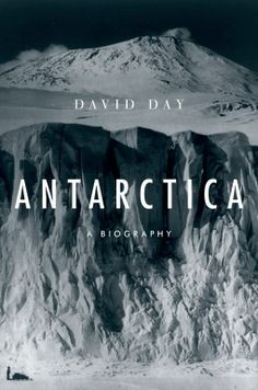 "(919.89 DAY) Antarctica: A Biography by David Day. "" David Day's biography of Antarctica describes in fascinating detail every aspect of this vast land's history: the exploration, scientific investigation, and geopolitics..."" Put it on hold here: http://vulcan.bham.lib.al.us/search~S1?/Xantarctica+a+biography&SORT=D&searchscope=1/Xantarctica+a+biography&SORT=D&searchscope=1&SUBKEY=antarctica+a+biography/1%2C25%2C25%2CB/frameset&FF=Xantarctica+a+biography&SORT=D&searchscope=1&1%2C1%2C"