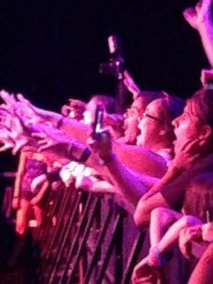 #RealityDance show audience Summer 2013 opening for #IM5 band. #frankpalangi #rock #fans #crowd