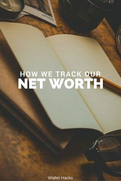 Tracking our net worth is one of the most important money tasks we do each month. It only takes a few minutes and I show you exactly how we do it. It's important for us to track our progress and also force a monthly check of our accounts, like credit cards, so we don't miss any signs of fraud. | net worth | finances | personal finance | how to track net worth | money management || Wallet Hacks #networth #PersonalFinance #money