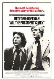 All the President's Men Poster