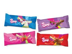Samba Wafer on Packaging of the World - Creative Package Design Gallery