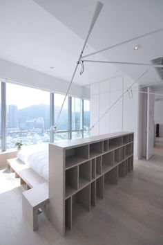 Boathouse Home Office by Bean Buro