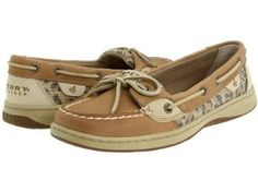 Sparkly sperrys shoes
