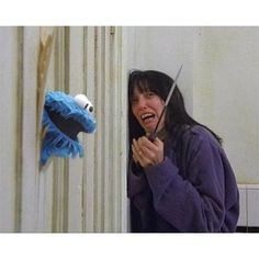 The Shining- don't take my cookie!!