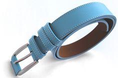 Sincere in Curracao blau ein Gürtel, ein Gürtel aus Spaltleder in den Trendfarben der Saison. Bracelets, Accessories, Jewelry, Fashion, Blue, Leather, Moda, Jewlery, Bijoux