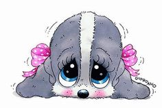 Sad Sam Awww so cute! my best stuffed toy when I was lil' :) Clipart Baby, Cute Images, Cute Pictures, Animal Drawings, Cute Drawings, Baby Animals, Cute Animals, Love My Dog, Puppy Images