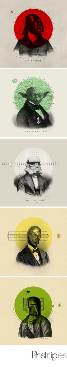 OLD TIMEY STAR WARS by apparent local boy Nick Agin