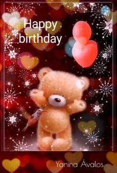 Happy Birthday Flowers Gif, Happy Birthday Emoji, Happy Birthday Drinks, Happy Birthday Gif Images, Happy Birthday Flowers Wishes, Birthday Wishes Songs, Happy Birthday Greetings Friends, Birthday Wishes For Kids, Happy Birthday Candles