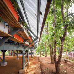 Gallery of Bann Huay San Yaw- Post Disaster School / Vin Varavarn Architects - 16