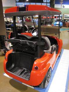 GT 500 Super Snake Electric Golf Cart