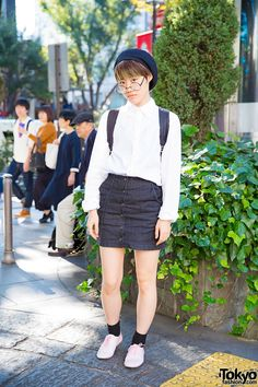 cool look ... Nyaaa, 16 years old, student | 9 December 2015 | #Fashion…