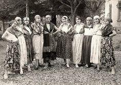 Ten French Gypsies