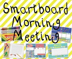Take your Morning Meeting Digital! With this morning meeting students will be able to take attendance and interact with a calendar on seasonally themed slides lasting all school year, chart/graph weather, participate in an editable math practice page.