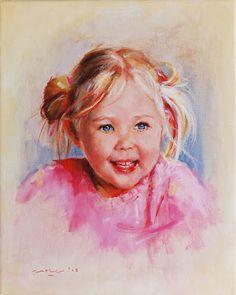 Esther van Tilburg | portretschilder: Kerstactie!