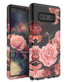 """Is the TIANLI Samsung Galaxy Note 8 Case Cute Flowers for Girls/Women Smooth Surface Three Layer Shockproof Protective Cover,Floral Black  Truly worth the money as well as all the """"best product deals EVER"""" hype? Are there better product options other than the TIANLI Samsung Galaxy Note 8 Case C..."""