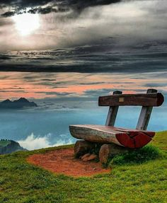If you could sit in n this bench and talk to anyone here or gone (dead or alive), who would you talk to and what would you talk about?  For me it would be my grandmother on my moms side. She was the one that I felt safest with. I would talk to her about mom and ask for some kind of direction.   #life #believe #lifehasnolimits #dreams #love  #talk