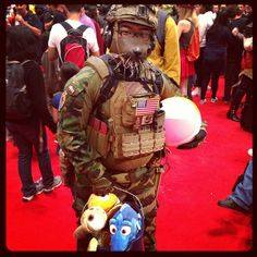 #Cosplay  #NYCC #JavitsCenter