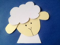 Cute Sheep Photo Frame Tutorial on My Kid Craft at http://mykidcraft.com/cute-sheep-photo-frame/