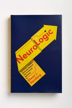 NeuroLogic cover design by Oliver Munday (Pantheon Books / Book Cover Design, Book Design, Books 2016, Book Jacket, Publication Design, Graphic Design Art, Nonfiction Books, Editorial Design, Book Art