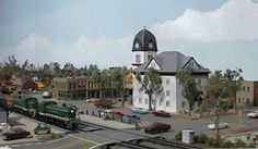 VIDEO: The N scale Georgia Great Southern Ry. | ModelRailroader.com